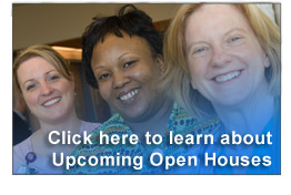 Upcoming Open Houses.