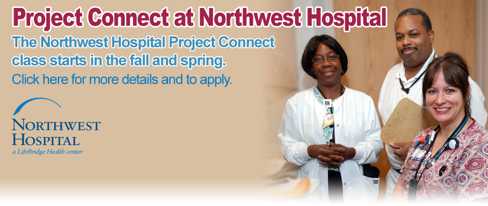 Click here to learn more about Project Connect at Northwest Hospital.