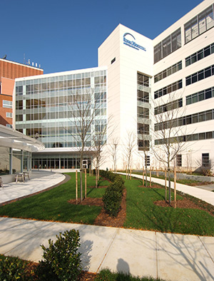 Sinai Hospital in Baltimore Maryland